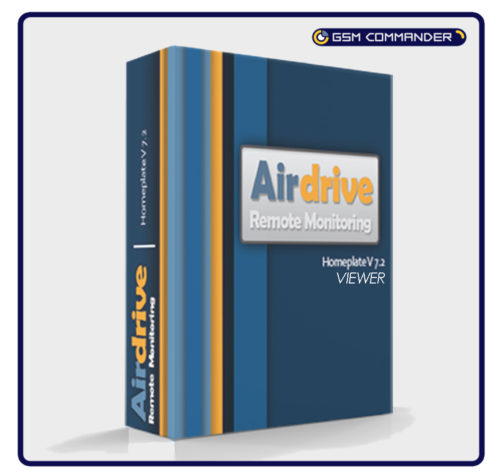 Airdrive viewer - Polygon Technologies - GSM Commander