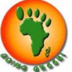 Going Green - GSM Commander Logo